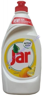 Jar 450 ml citron